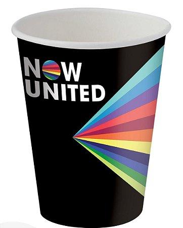 Copo Papel Now United C/8