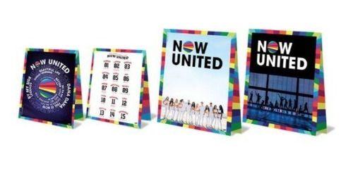 Decoração De Mesa Festa Now United - 04 Uni