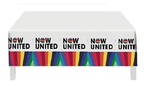 Toalha De Mesa Now United - 1 Peça