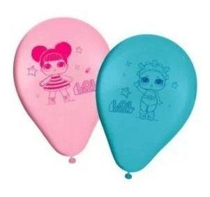 Balões Bexigas Lol Surprise - 25 Unidades