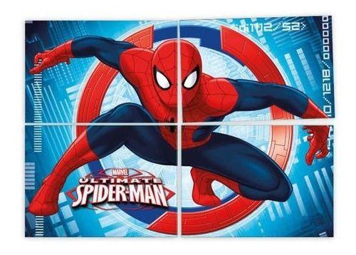 Painel Decorativo Homem Aranha - 1 Uni