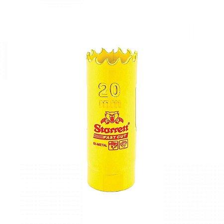 Serra Copo Fast Cut 20mm FCH020M-G Starrett