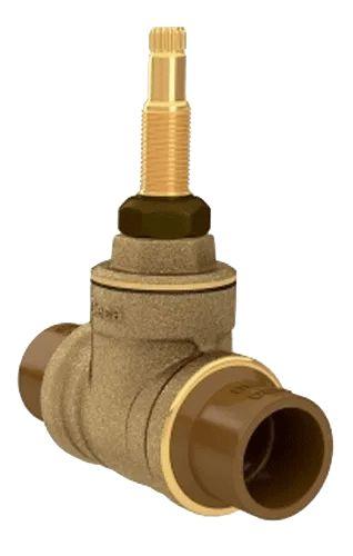 Registro De Base Facil Gaveta 3/4'' Soldavel PVC 4509.202 Deca