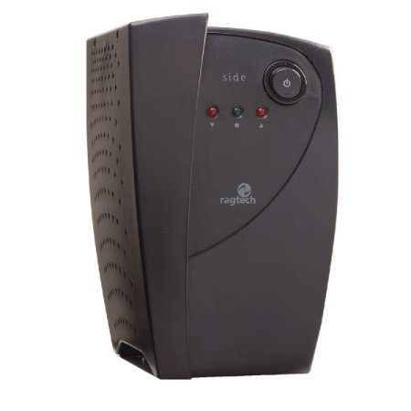 Estabilizador Side Laser 500va SDL Trivolt Preto Ragtech