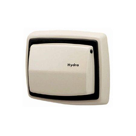 Acabamento Para Válvula De Descarga Hydra Max Bege 4900.E.MAX.BE Deca