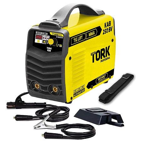 Inversor de Solda TIG/MMA Eletrodo IE-8250 250A Super Tork Bivolt
