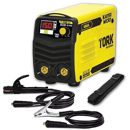 Inversor De Solda Ie 6150 150A Super Tork 220V