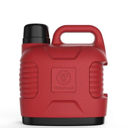 Garrafão Térmico Termolar SuperTermo 5 Litros Vermelho