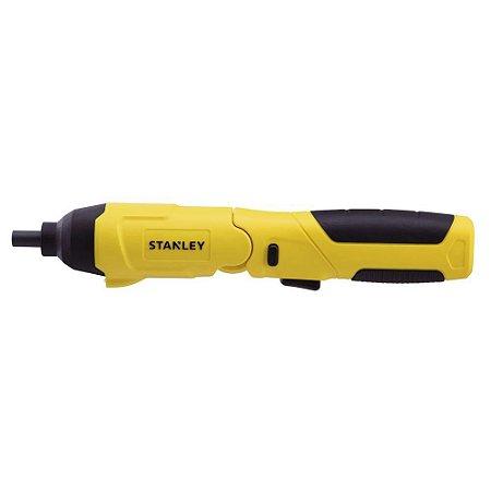 Parafusadeira à bateria 4V 1,5Ah SCS4K-BR Stanley + Maleta e Acessórios