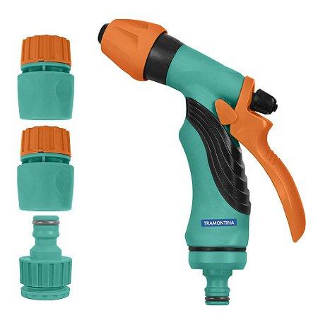 Conjunto para Irrigação Com Hidropistola 78581/610 Tramontina