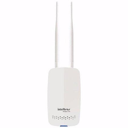 Roteador Wireless Hotspot 300 Check-In Intelbras