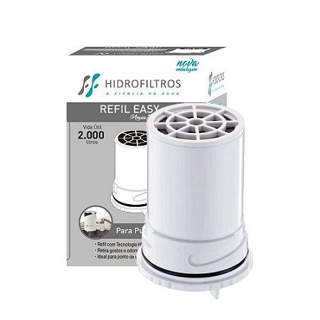 Refil Purificador Easy Hidrofiltros