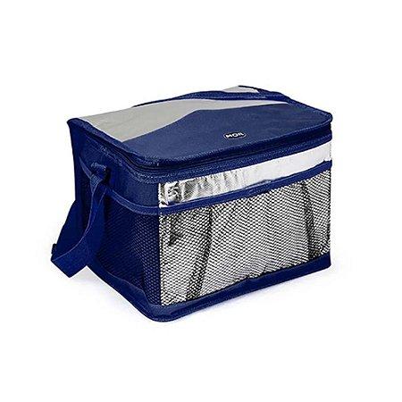 Bolsa Térmica 10L Azul Mor