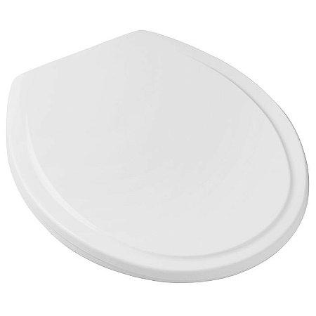 Assento Universal Oval Eco Branco Logasa