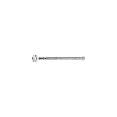 Engate Flexivel 1/2x30cm Trançado Romis