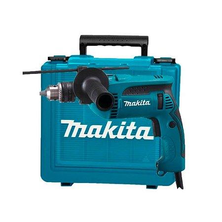 "Furadeira de Impacto HP1640K 16MM (5/8"") 680W 127V Makita"