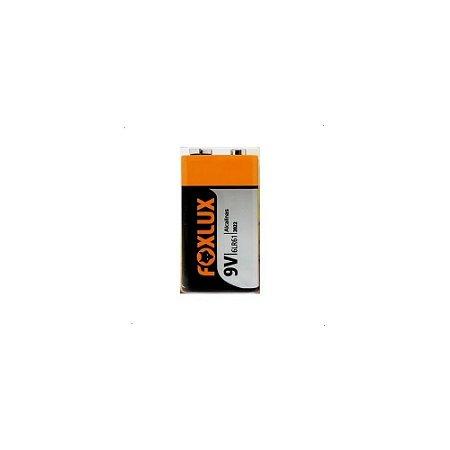 Bateria Alcalinas 9V Foxlux