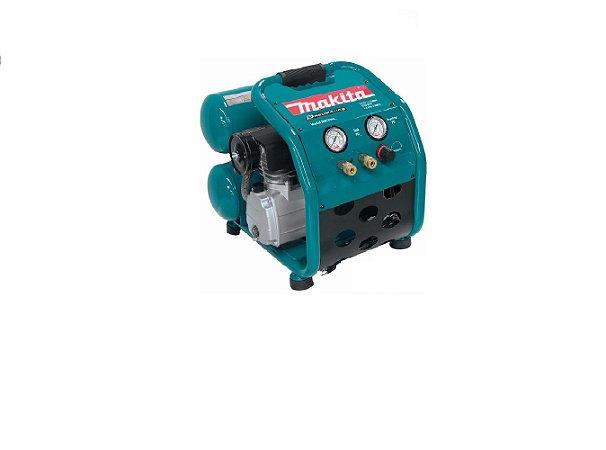 Compressor De Ar 2.5 HP Com 2 Saidas 220V Makita