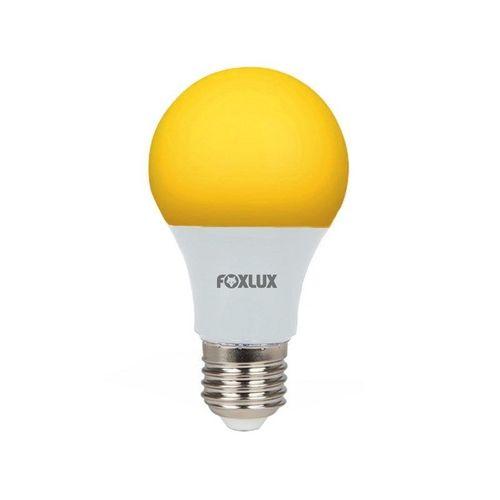 Lámpada Led Amarela Anti-inseto 7w Bivolt Foxlux