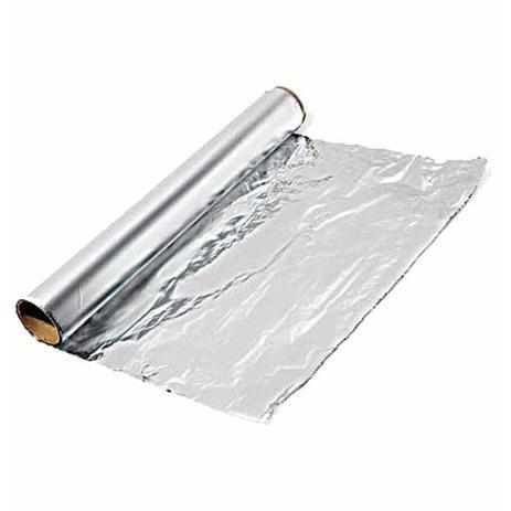 Folha De Aluminio Rolo 45cmx7,5m Udmais
