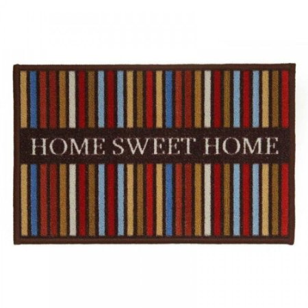 Tapete De Home Sweet Home Listras Cleankasa 40x60 Kapazi