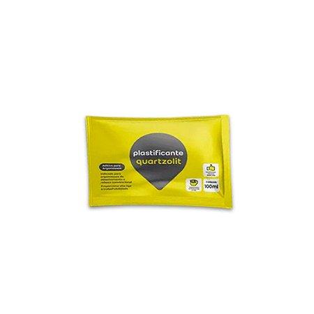 Aditivo Plastificante 100ml Quartzolit