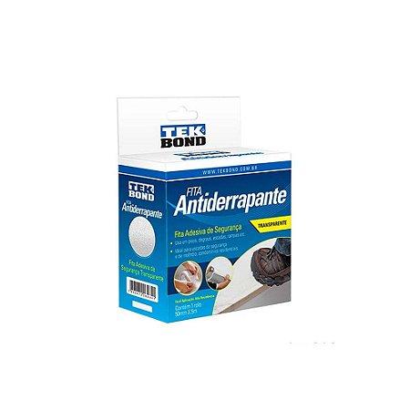 Fita Antiderrapante 50mm X 5m Transparente Tekbond
