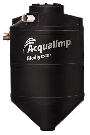 Biodigestor 600 Litros Com Kit De Instalação Acqualimp