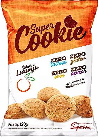 Super Cookie Zero Sabor Laranja 120G