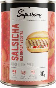 Salsicha Defumada Vegetal 400g