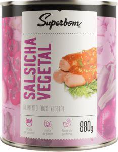 Salsicha Vegetal 880g