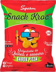 Snack Kroc Sabor Pizza 45g