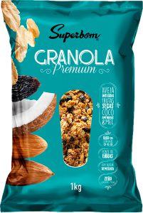 Granola Premium 1Kg
