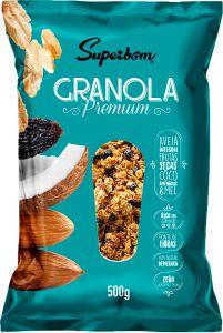 Granola Premium 500g
