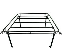 Mesa suporte em metal para bandejas 100x100