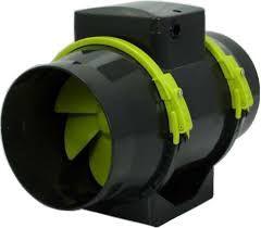 Exaustor tt extractor fan 125 mm