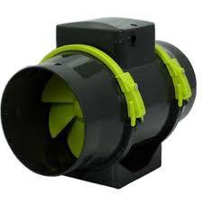 Exaustor tt extractor fan 100 mm