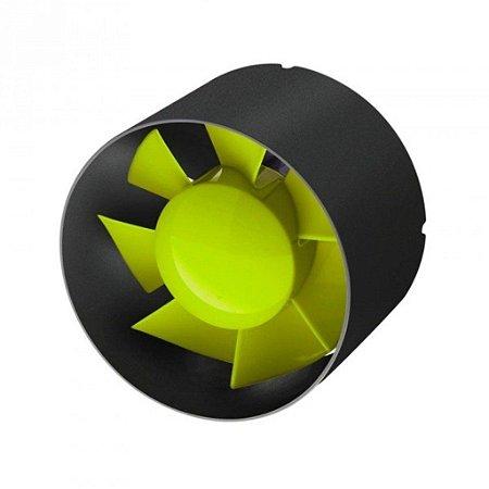 Exaustor axial inline fan 100 mm