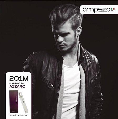 AMPEZZO ITALY 201M - 50ml Inspirado em Azzaro
