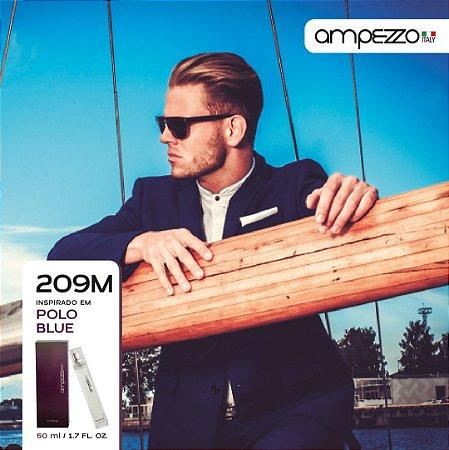 AMPEZZO ITALY 209M - 50ml Inspirado em Polo Blue
