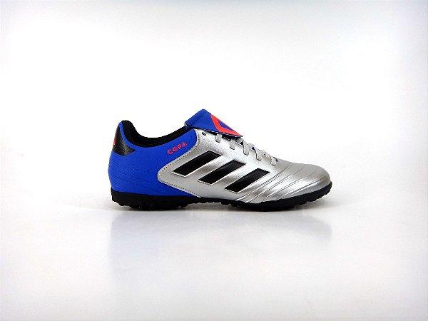 9842468f3e465 Chuteira Society Adidas Copa Tango 18.4 em 4X S/ JUROS - likeshoes ...