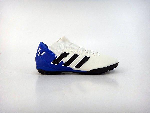 9c32774e4 Chuteira Society Adidas Nemeziz Messi Tango 18.3 em 4X S  JUROS ...