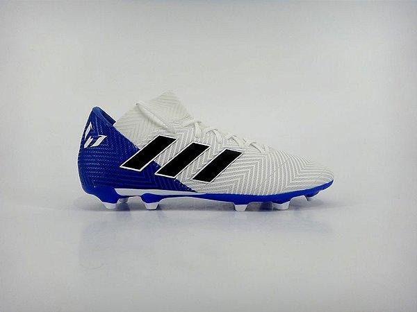 597c5176e77 Chuteira de Campo Adidas Nemeziz Messi Tango 18.3 em 4X S  JUROS ...
