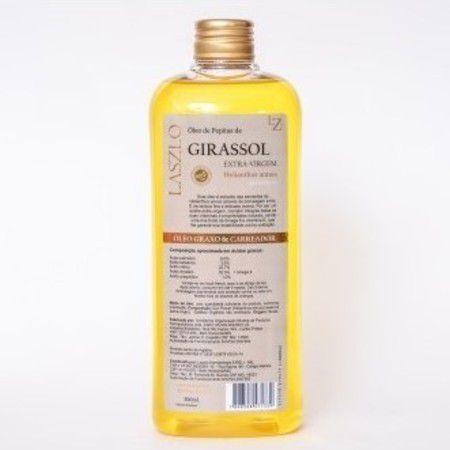 Óleo Vegetal de Girassol Extra Virgem 500ml