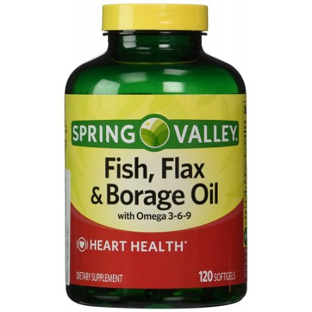 f7d017dc993 OMEGA 3-6-9 SPRING VALLEY -FISH