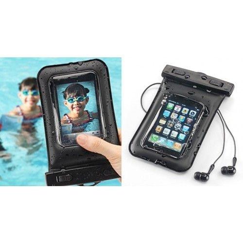 Capa à prova d'água para celular