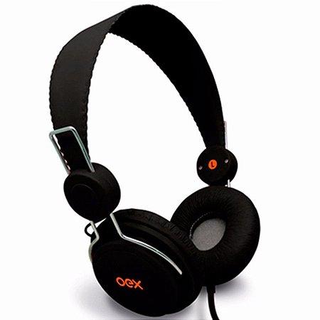 HP104 headphone fashion preto