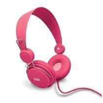 HP104 headphone fashion rosa