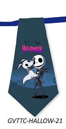 Gravatas em Tecido-Halloween-05