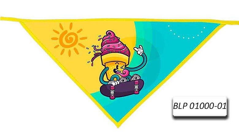 Kit 10 Bandanas - BLP-1000